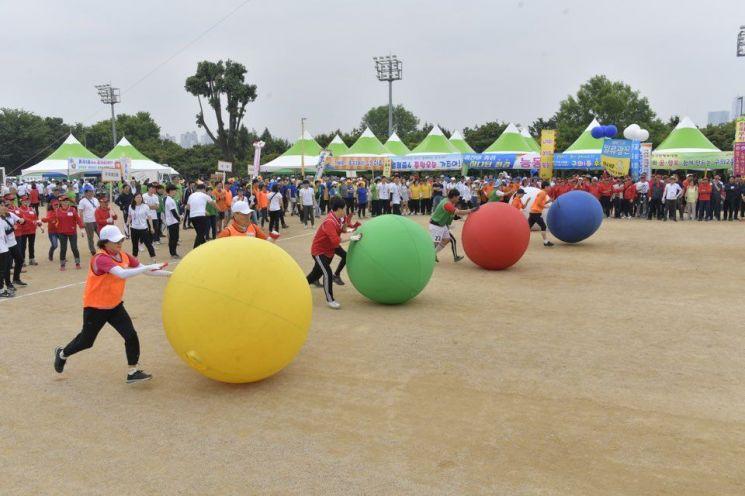 36만 광진구민의 소통과 화합 한마당 열려
