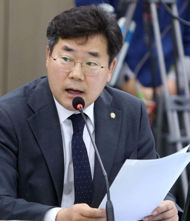 박찬대 더불어민주당 원내대변인. 사진=연합뉴스