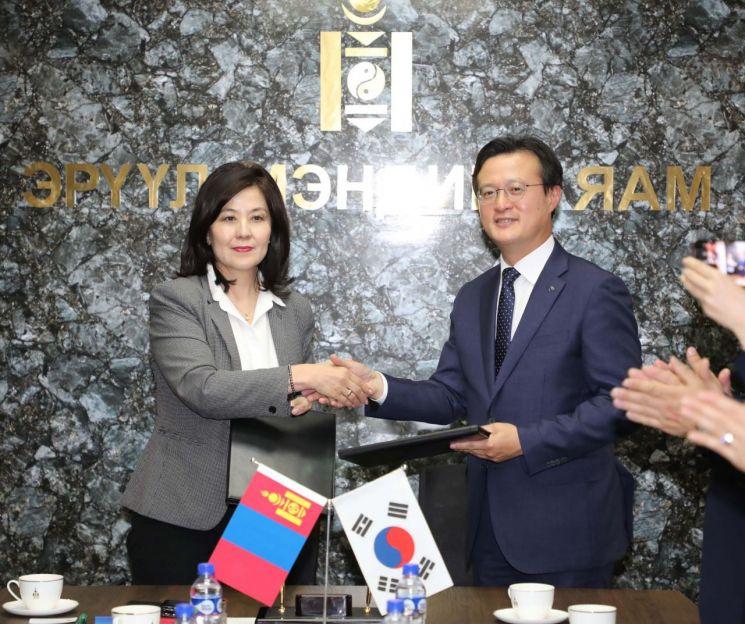 영등포구-몽골 의료관광 활성화 기반 마련