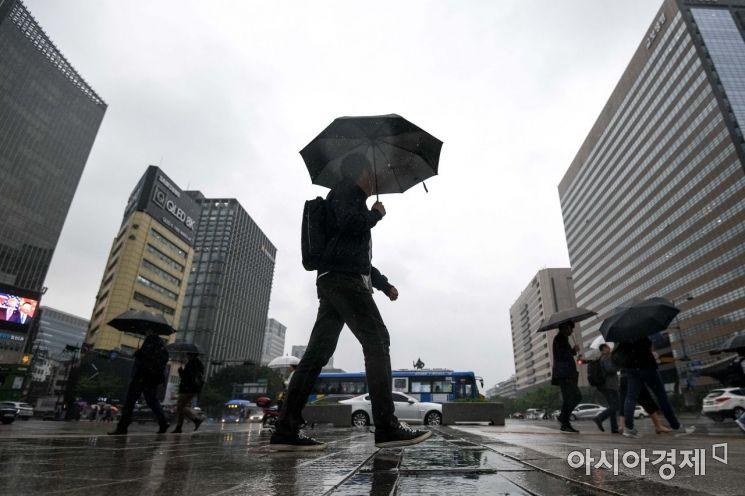 [포토]비오는 서울