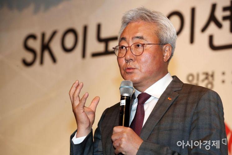 ▲김준 SK이노베이션 총괄사장