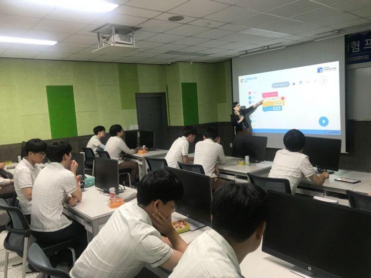 조선대, 고교-대학연계 전공체험 프로그램 운영