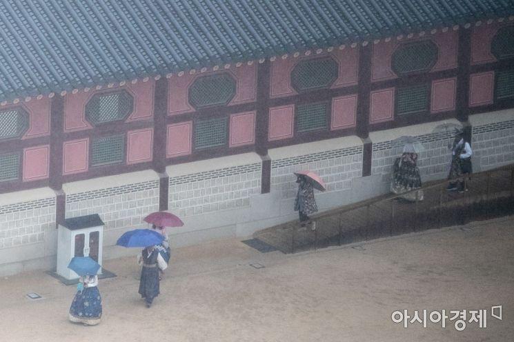 [포토]비와도 한복 입고