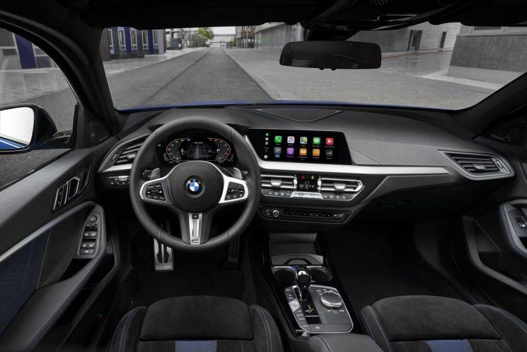 BMW 뉴 1시리즈 최초 공개…국내 출시는 언제?