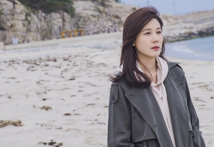 JTBC 새 월화드라마 '바람이 분다' 김하늘. 사진=드라마하우스, 소금빛미디어 제공