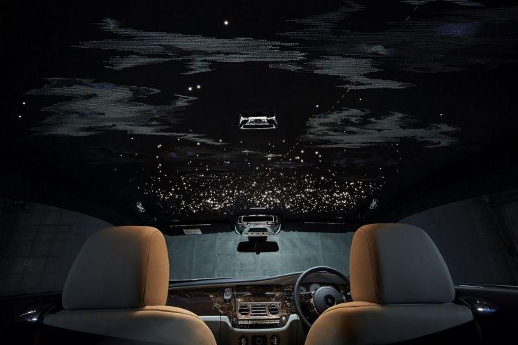 롤스로이스, 50대 한정 생산 '레이스 이글 VIII' 공개