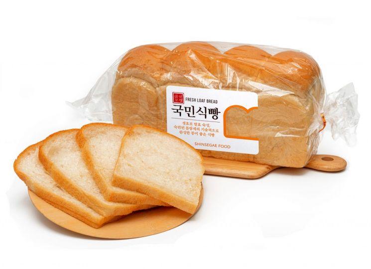 초특가 통했다…신세계푸드 '국민식빵' 3주 만에 10만개 팔려