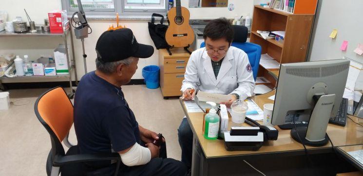 곡성군, 만65세 이상 대상포진 무료 예방접종 실시