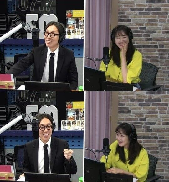 사진=SBS '김영철의 파워FM' 캡처