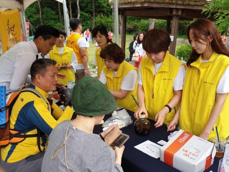 광주 서구, 제32회 세계금연의날 캠페인 실시