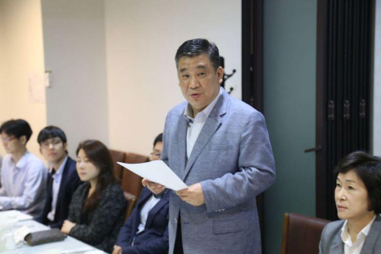 최승재 소상공인연합회 회장