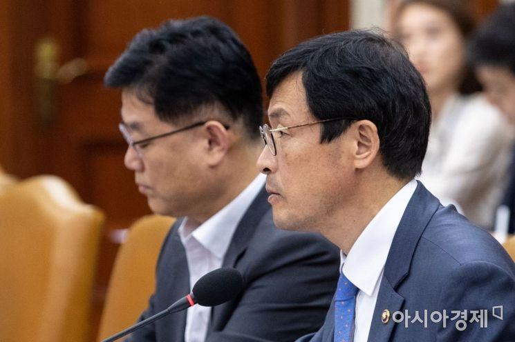 [포토]모두발언하는 이호승 기획재정부 1차관
