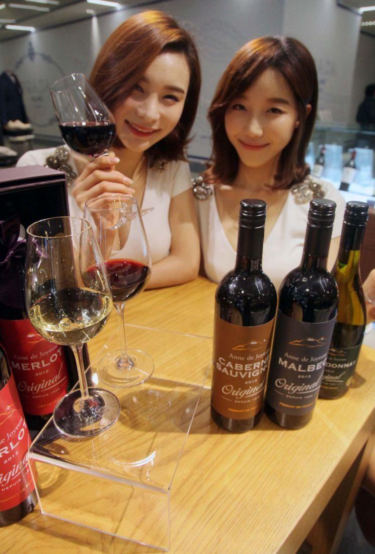 신세계百, 여름 휴가철 앞두고 '와인 결산전'