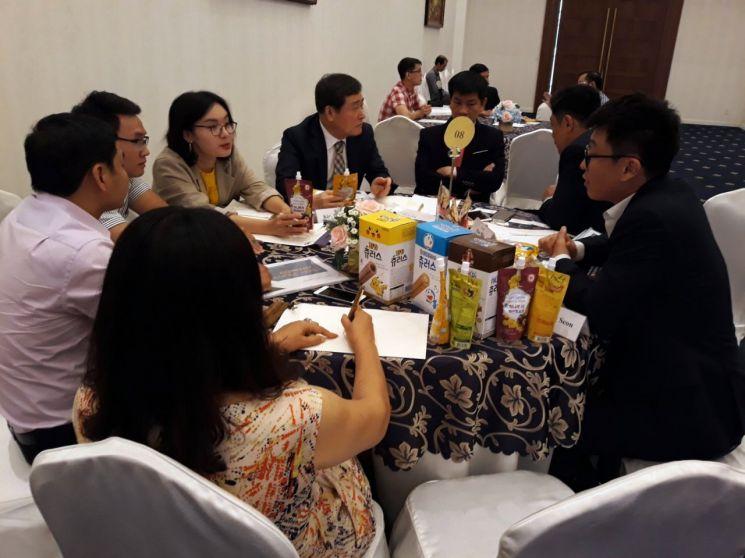 구로구, 인도네시아 자카르타 해외시장개척단 파견