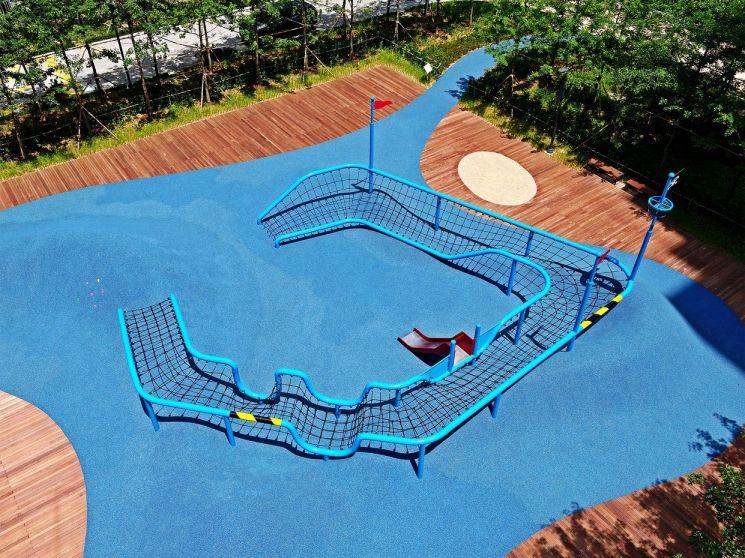 현대건설 '힐스테이트 운정 놀이터', 아시아 디자인 프라이즈 '위너' 수상