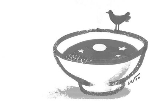[오후 한 詩]문밖에 빈 그릇을/전동균