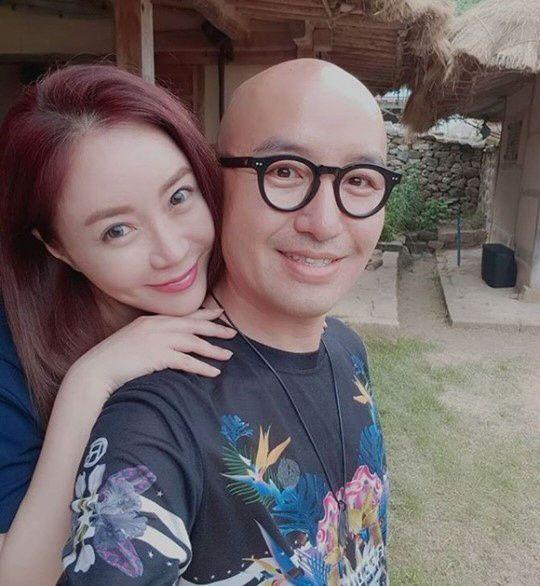 가수 이의정과 배우 홍석천 / 사진=홍석천 인스타그램 캡처