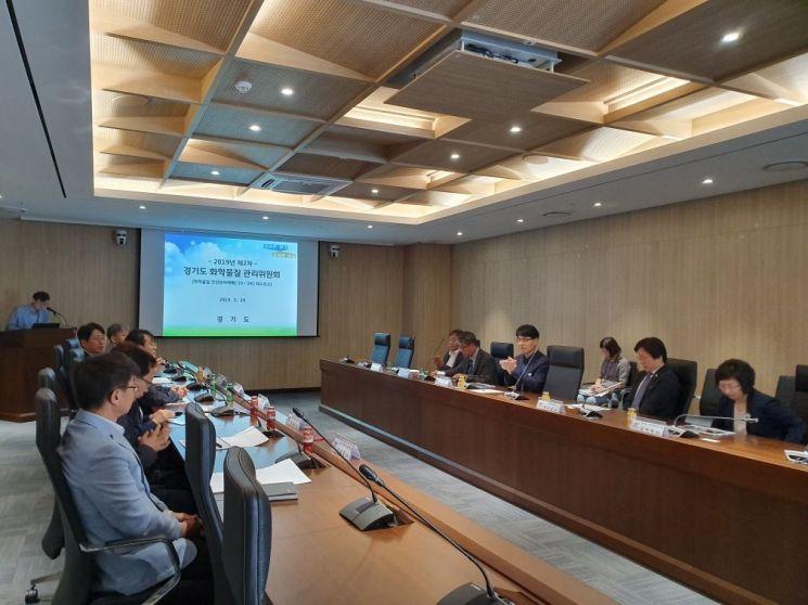 경기도 '화학물질안전관리계획' 수립한다