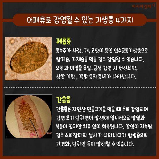 [카드뉴스]당신 몸 속에 10m짜리 '기생충'이 살고 있다?