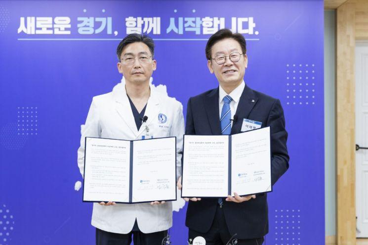 경기도 전국 최초 24시간 응급의료전용 '닥터헬기' 8월 운항