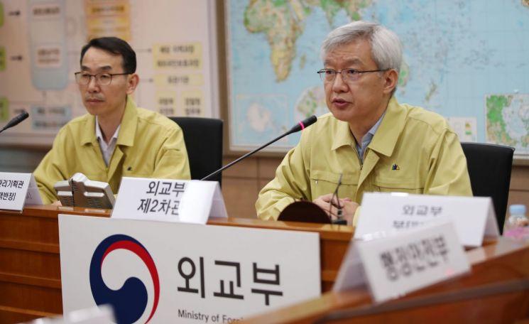 이태호 외교부 제2차관(사진=연합뉴스)