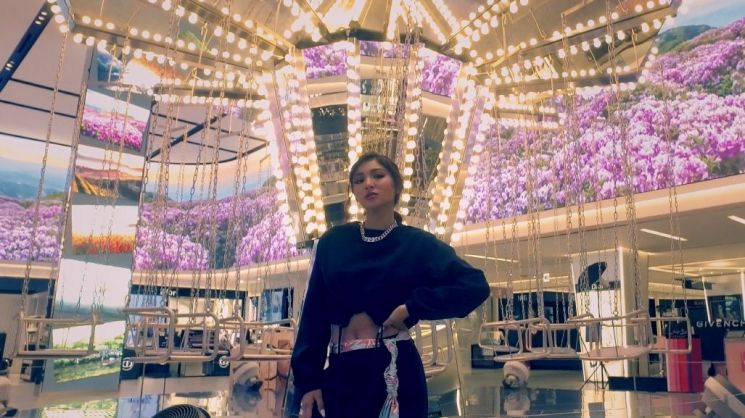 동남아 아이돌도 뮤비 찍는 신세계免…관광메카 된 쇼핑메카