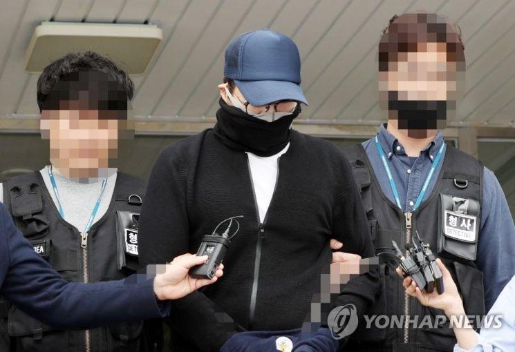 상습 대마 흡연 혐의로 구속 기소된 현대家 3세 정모씨  [사진=연합뉴스]