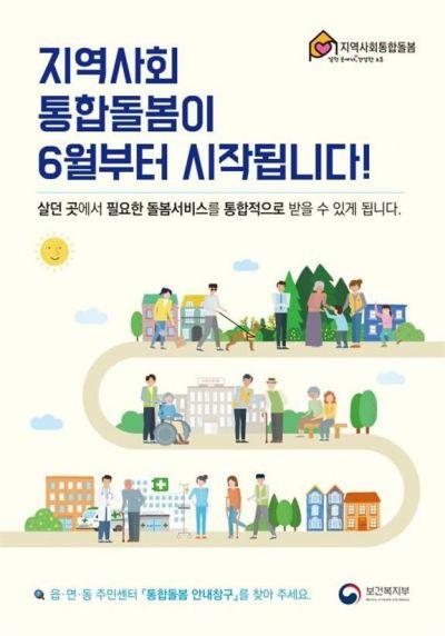 지역사회 통합돌봄 8개 기초자치단체서 닻 올려