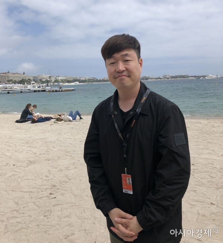 """[칸 인터뷰]장원석 대표 """"'악인전' 흥행 감사, 재밌는 영화 만들고파"""""""
