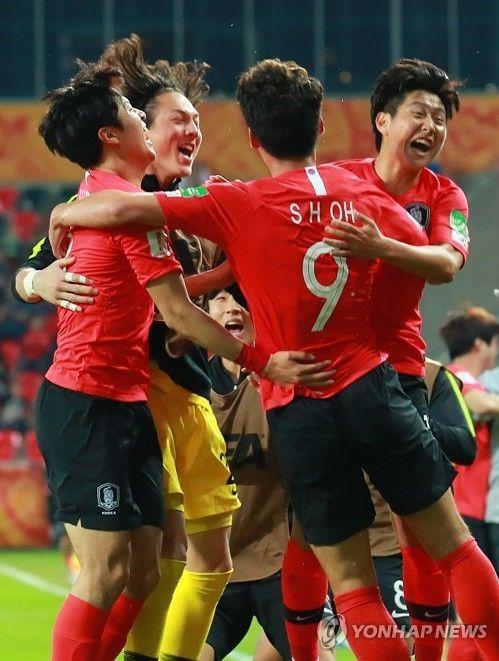 '이강인 맹활약' 한국, 아르헨티나 꺾었다…다음은 일본