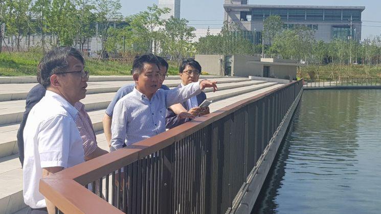 박상구 서울시의원, 서울식물원 민원해결 발 벗고 나서