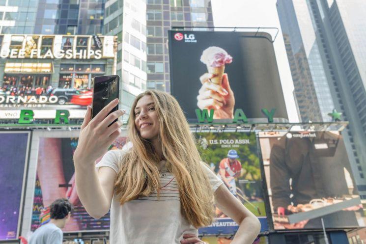 LG V50 미국 출시…한국 기업 글로벌 5G 시장 파상공세(종합)