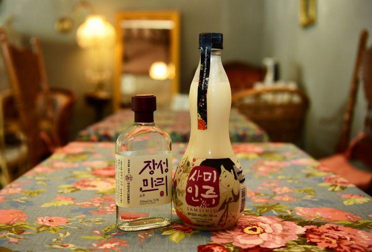 장성군 전통주 '전라남도 최고 술' 선정