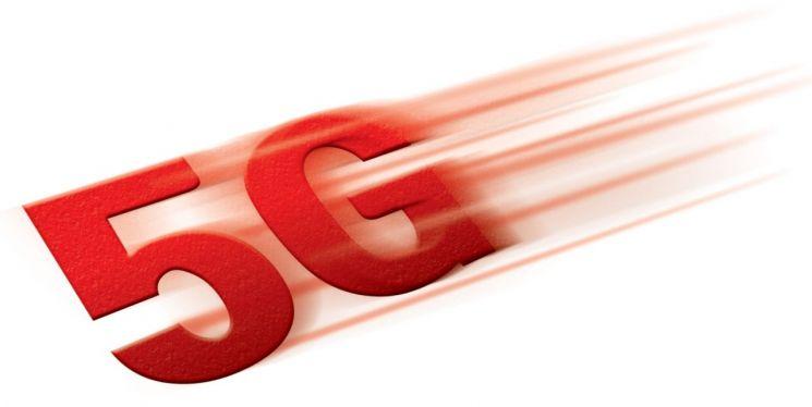 세계 5G 시장, 연간 122.3% 성장