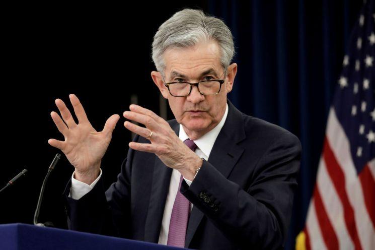 "Fed ""미국 경제 여전히 견고""…향후 금리 인하 전망 다수"