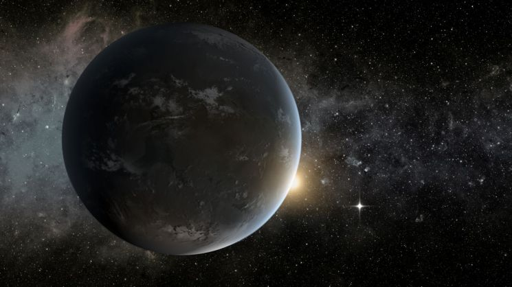 케플러 우주망원경이 은퇴 전 찍은 태양계 외부 'K스타'들의 모습. [사진=NASA]