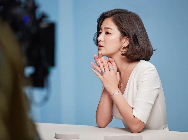 배우 송혜교 / 사진 = 송혜교 인스타그램