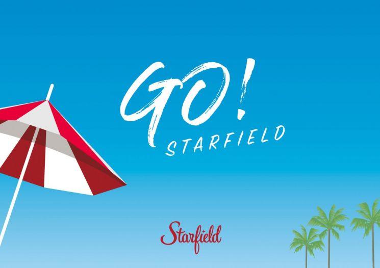 스타필드, 한 달 빠른 여름 할인축제…최대 75% 할인