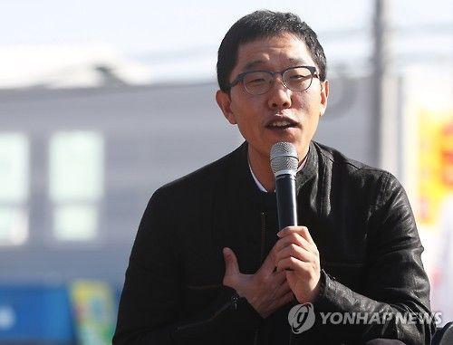 김제동 /사진=연합뉴스