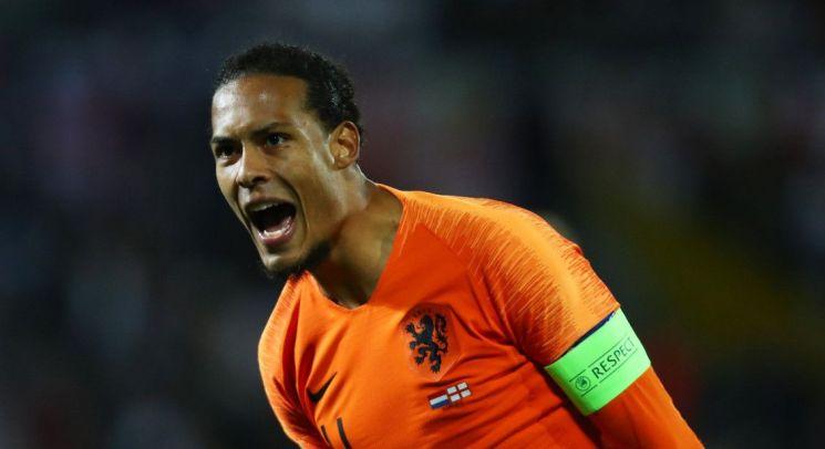 네덜란드는 7일(한국시간) 포르투갈 기마랑이스 에스타디오 아폰소 엔리케에서 열린 2018-2019 유럽축구연맹(UEFA) 네이션스리그 그룹A 4강전에서 잉글랜드를 3-1로 꺾었다. /사진=UEFA 네이션스리그 SNS 캡처