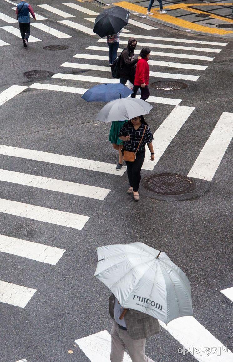 [포토]전국 대부분 지역 비