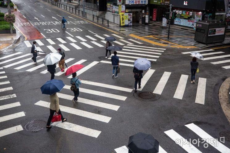 [포토]비오는 아침