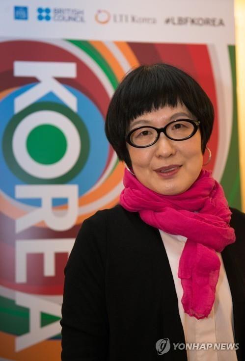 시인 김혜순 '죽음의 자서전' 그리핀시문학상 수상