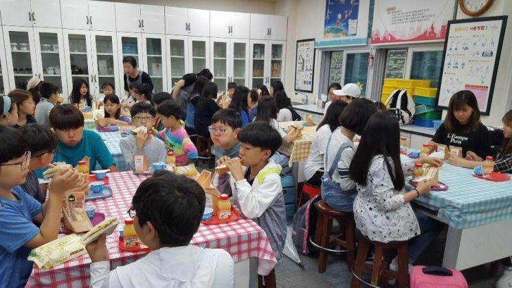 노원구, 서울시 최초 아동 '아침건강교실' 운영