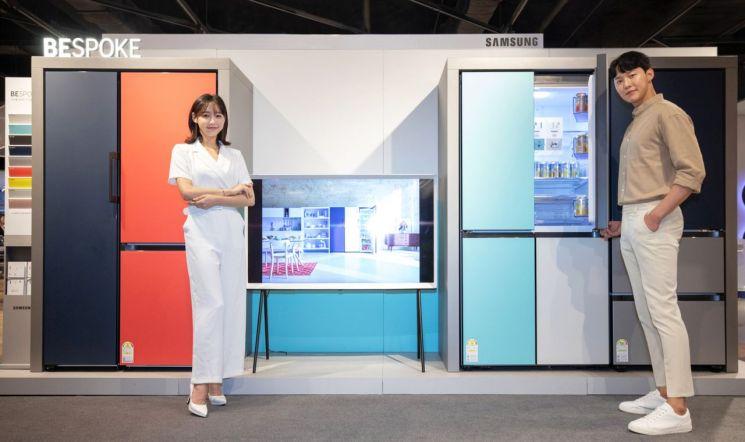 [포토]삼성전자, 전국 주요 백화점서 '비스포크' 로드쇼 진행