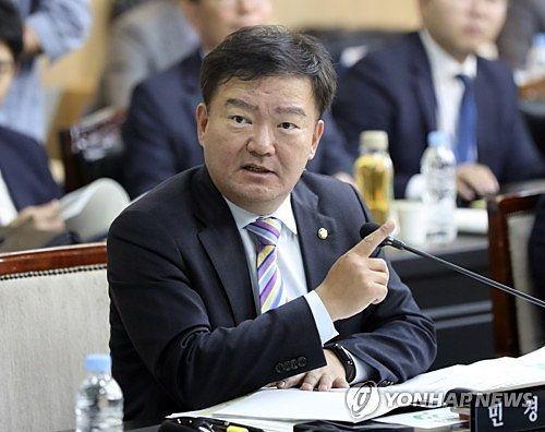 민경욱 자유한국당 대변인/사진=연합뉴스