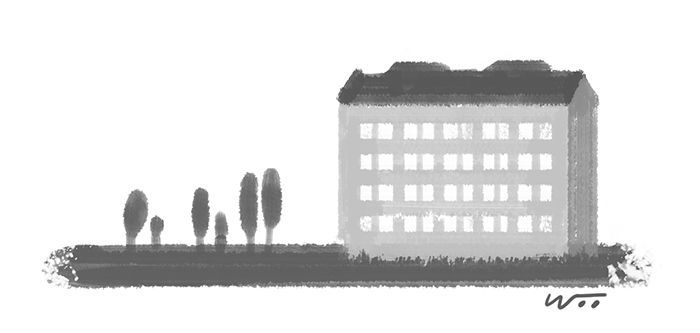 [오후 한 詩]모던 하우스/고경숙