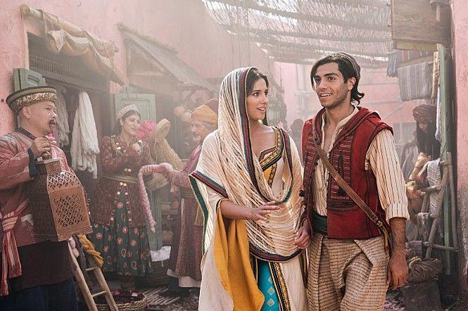 '알라딘' 올해 세 번째 '1000만 영화' 등극