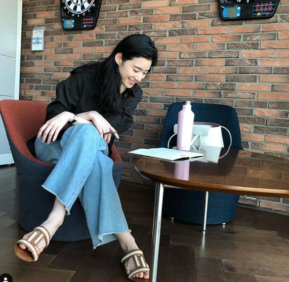 배우 정은채 / 사진=정은채 인스타그램 캡처