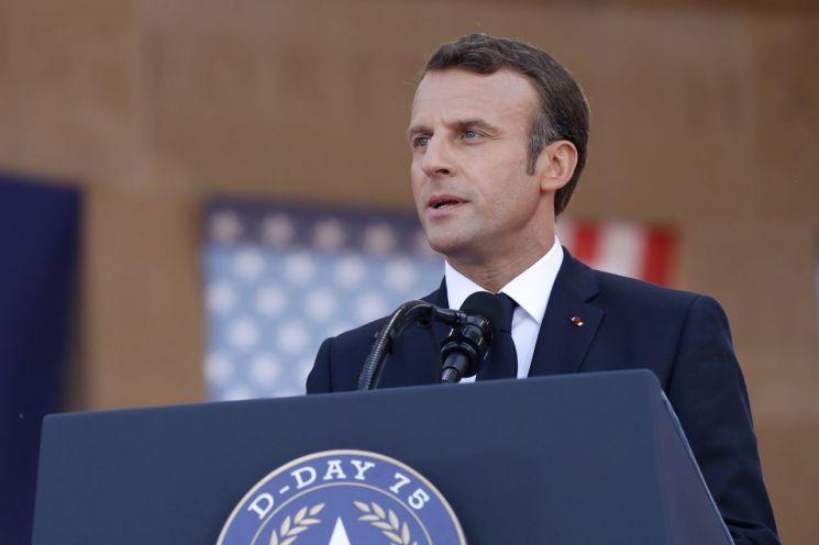 에마뉘엘 마크롱 프랑스 대통령 (사진=연합뉴스)